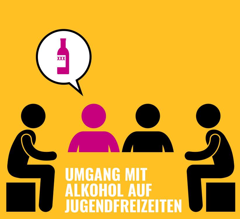 Umgang mit Alkohol auf Jugendfreizeiten