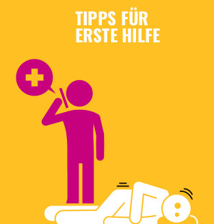Tipps für Erste Hilfe